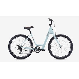 Bicicleta Specialized Roll-low-entry Azul Claro/coral