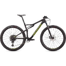 Bicicleta Specialized Epic Comp Carbon Carbono/verde